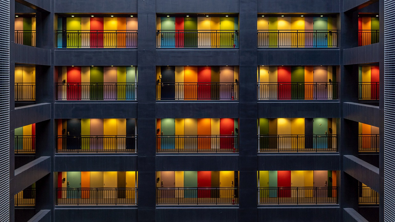 Łączenie kolorów - jakich zasad się trzymać?