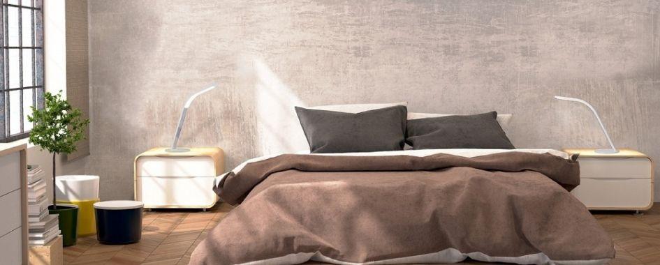 Oświetlenie w sypialni – to zapewni idealny klimat!