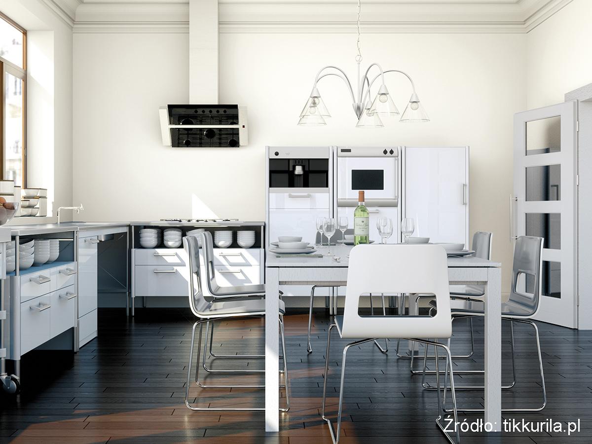 Nowoczesna kuchnia – pastelowa czy czarno-biała?