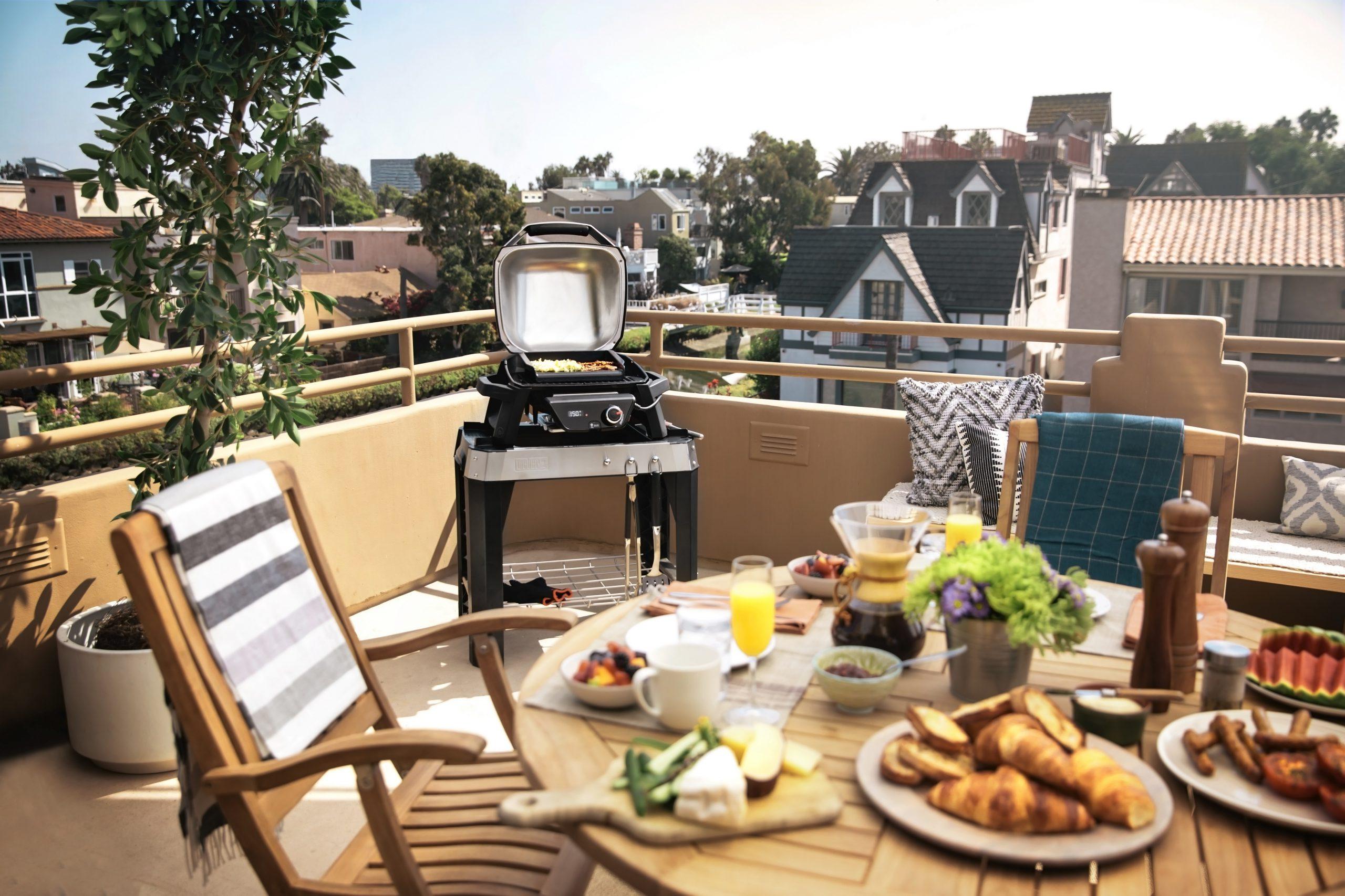 Urban grilling – grilluj na swoim balkonie